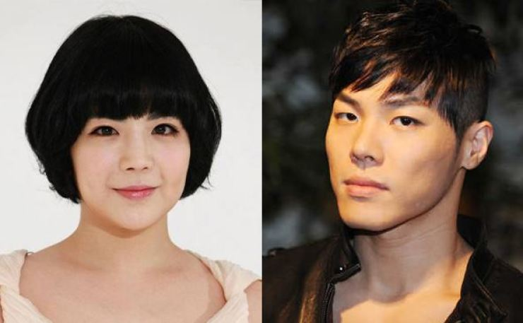 Netizens are pointing the finger at singer Wheesung after Amy revealed that she took drugs with a close celebrity friend. Korea Times file
