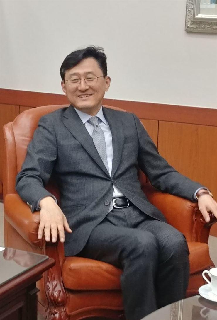 Deputy Foreign Minister Yoon Soon-gu