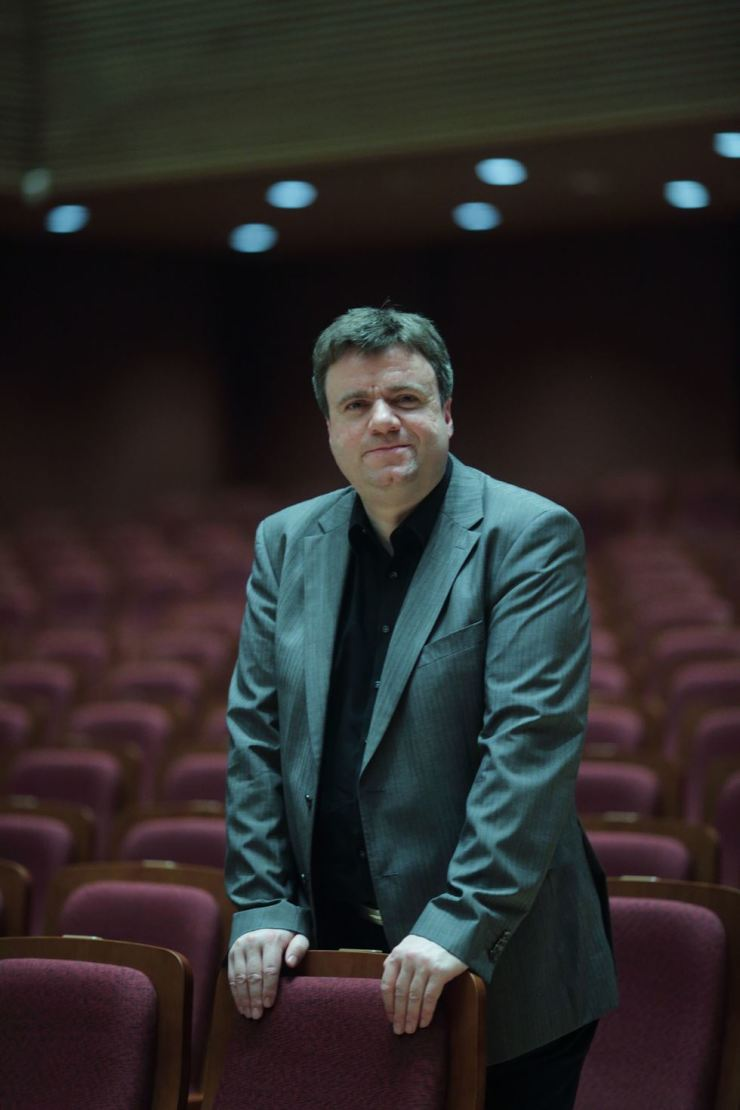Florian Riem, CEO of Tongyeong International Music Foundation (TIMF) / Courtesy of TIMF