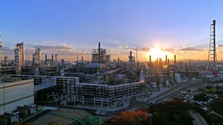 SK Incheon Petrochem plant / Courtesy of SK Incheon Petrochem