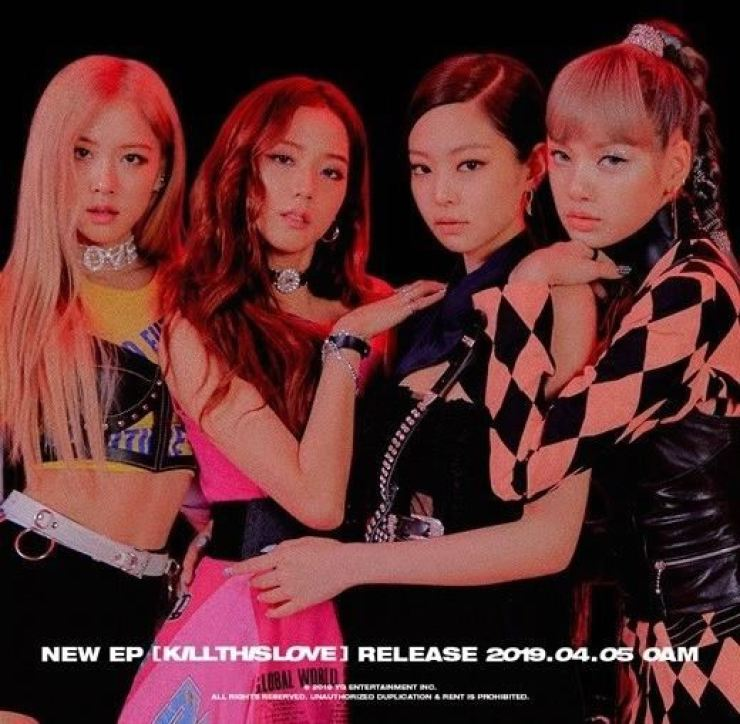 BLACKPINK / Korea Times file