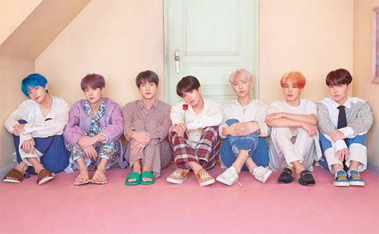 BTS will be making its second appearance at the 2019 Billboard Music Awards in Las Vegas. Courtesy of Big Hit Entertainment