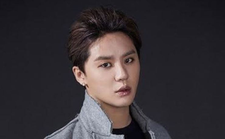 JYJ member Kim Jun-su has been under a tax probe since March. Courtesy of C-JeS Entertainment