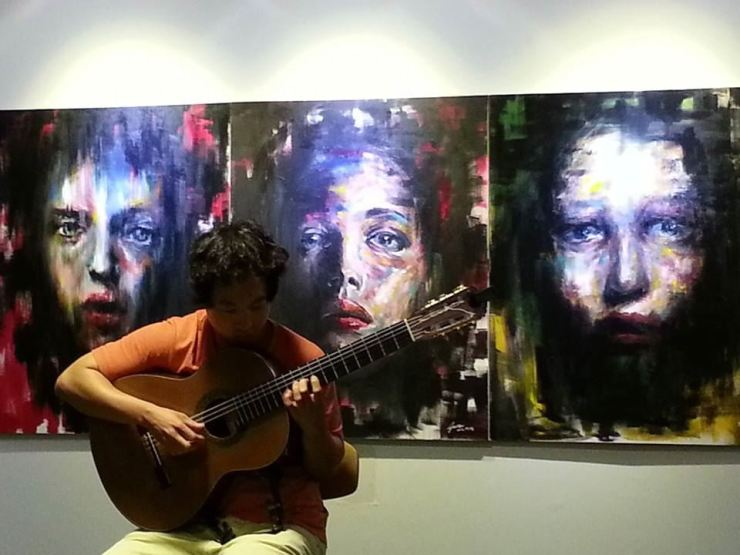 Korean-Canadian musician Andrew Blad / Courtesy of Blad