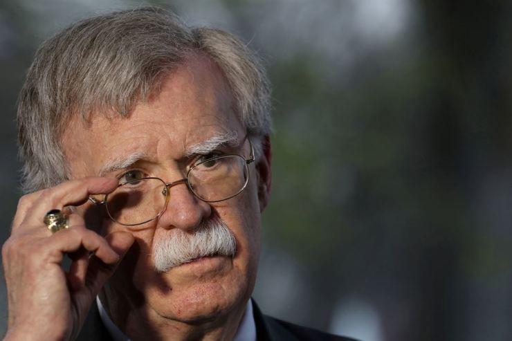 U.S. national security adviser John Bolton / Reuters
