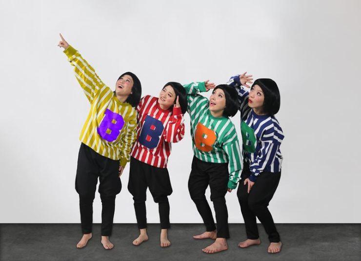 Celeb Five will head for Australia to participate in Melbourne Comedy Festival. Courtesy of Contents Lab VIVO