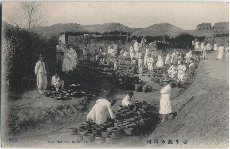 Soestu believed that the shape and texture of Korean pottery and even earthenware reflected Korea's inner strength and beauty. Courtesy of the Division of Rare and Manuscript Collections, Cornell University Library