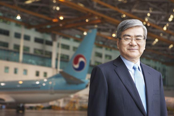 Hanjin Group and Korean Air Chairman Cho Yang-ho died from a chronic lung disease, Monday, according to Korean Air. / Courtesy of Korean Air