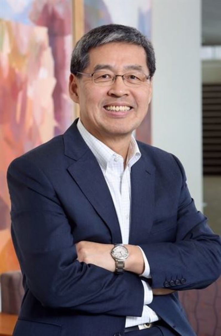 LG Chem CEO Shin Hak-cheol