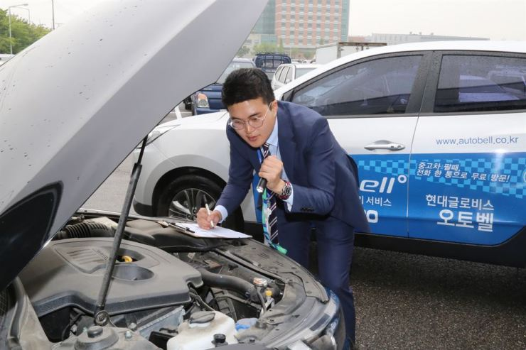 Sell your car at best price with Hyundai Glovis' Autobell
