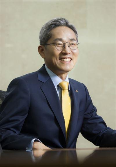 Shinhan Financial Group Chairman Cho Young-byoung