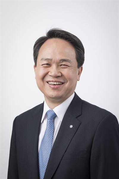 KEB Hana Bank CEO Ji Sung-kyoo