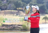 Cho Jeong-min wins Celltrion Queens Masters after roller-coaster final round