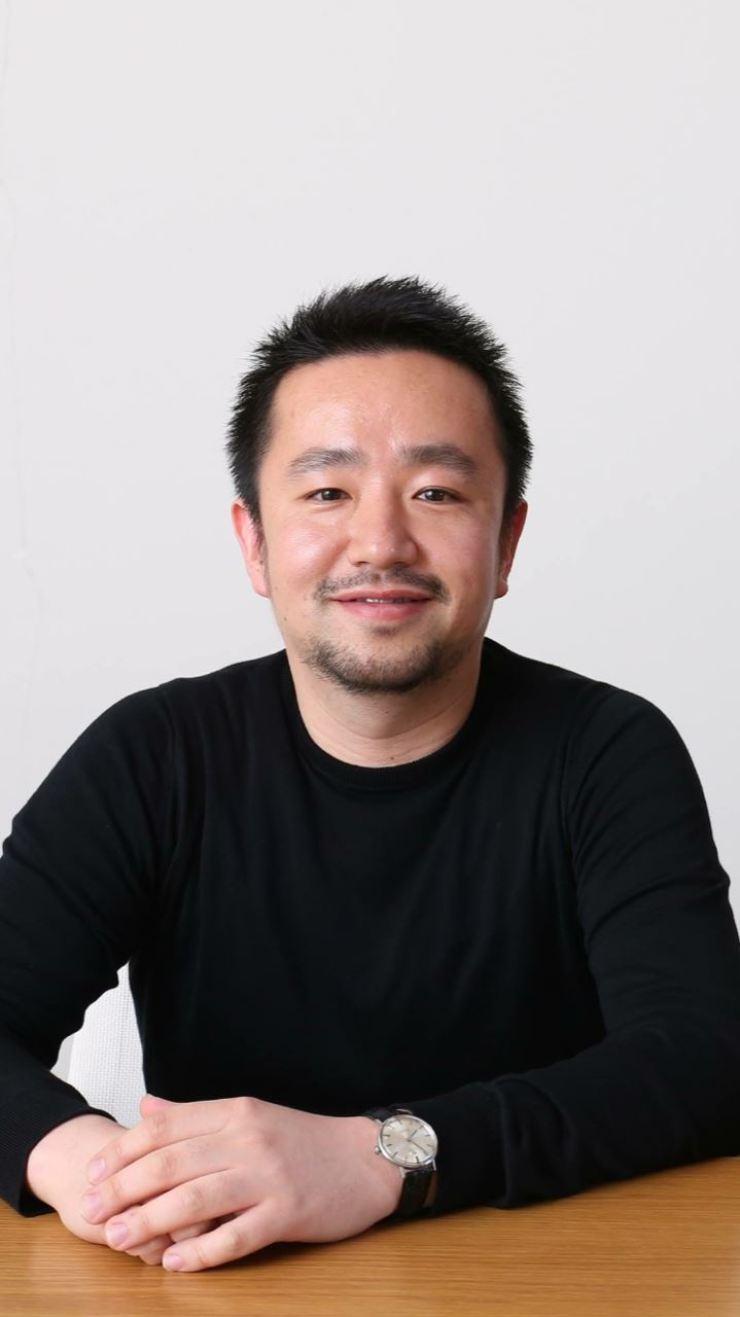 Japanese brand strategist Masato Hosoya