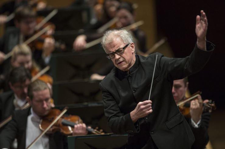 Maestro Osmo Vanska. Courtesy of Greg Helgeson