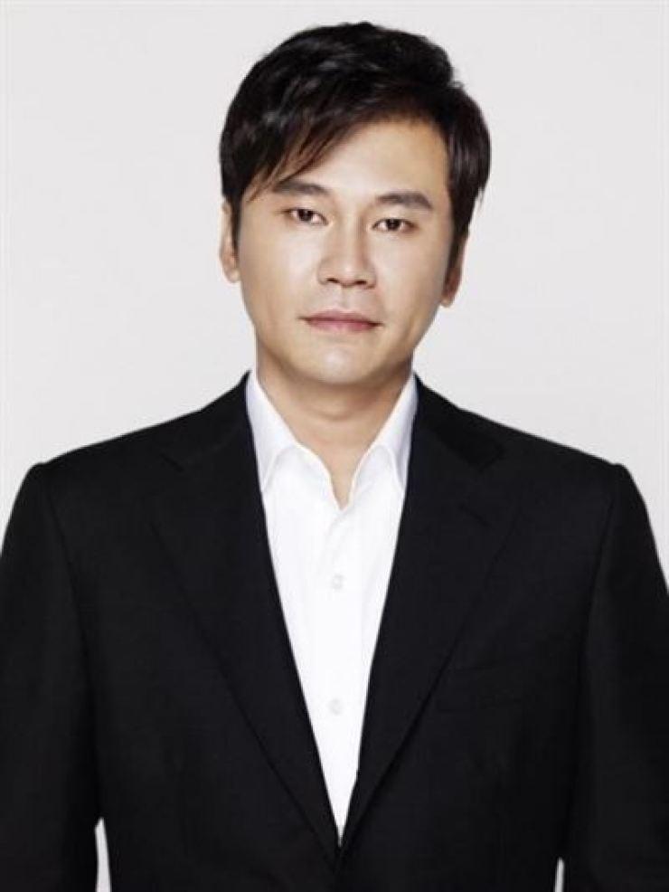 Yang Hyun-suk, CEO of YG Entertainment