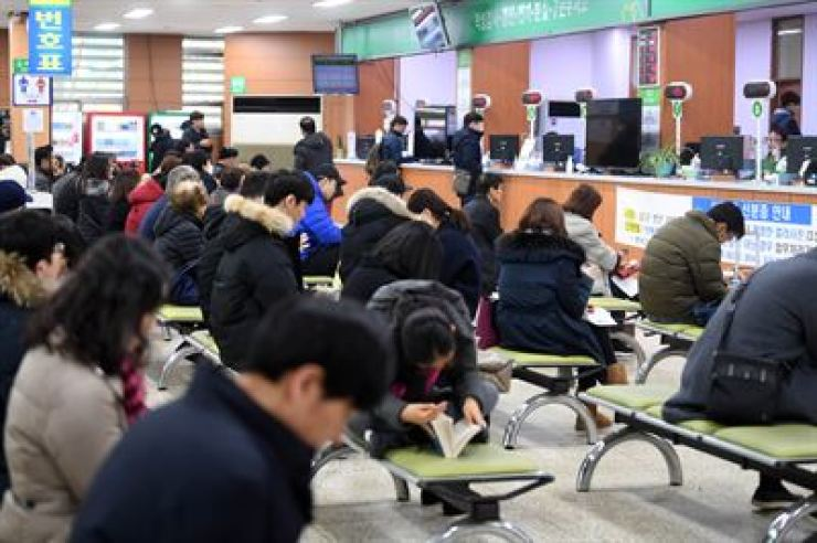 A group of Vietnamese people were caught for helping fellow Vietnamese get Korean driver's licenses illegally. Korea Times file