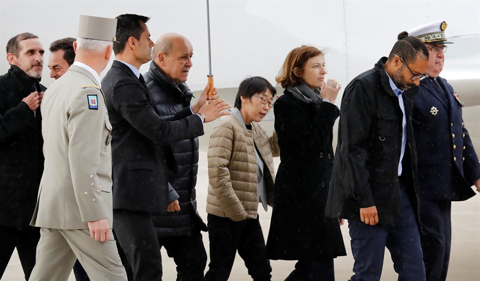 Korean woman freed after kidnapping in Africa remains in