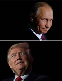 Trump urges Putin to keep pressure on Pyongyang