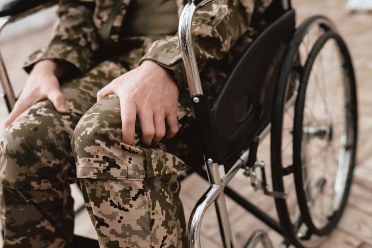 A man was sentenced a suspended jail time for intentionally rupturing his knee to be dismissed from mandatory military service, Tuesday, according to Gwangju District Court. Gettyimagesbank