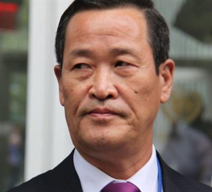 Kim Song, North Korean ambassador to the United Nations