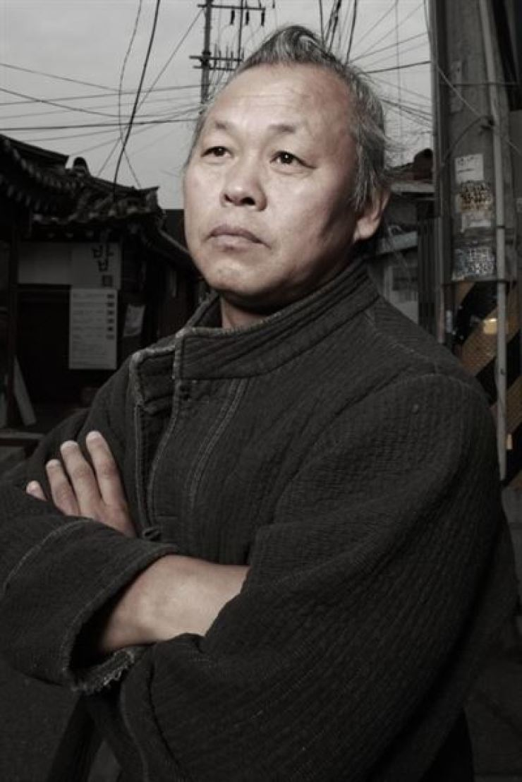 Kim Ki-duk. Courtesy of Kim Ki Duk Film