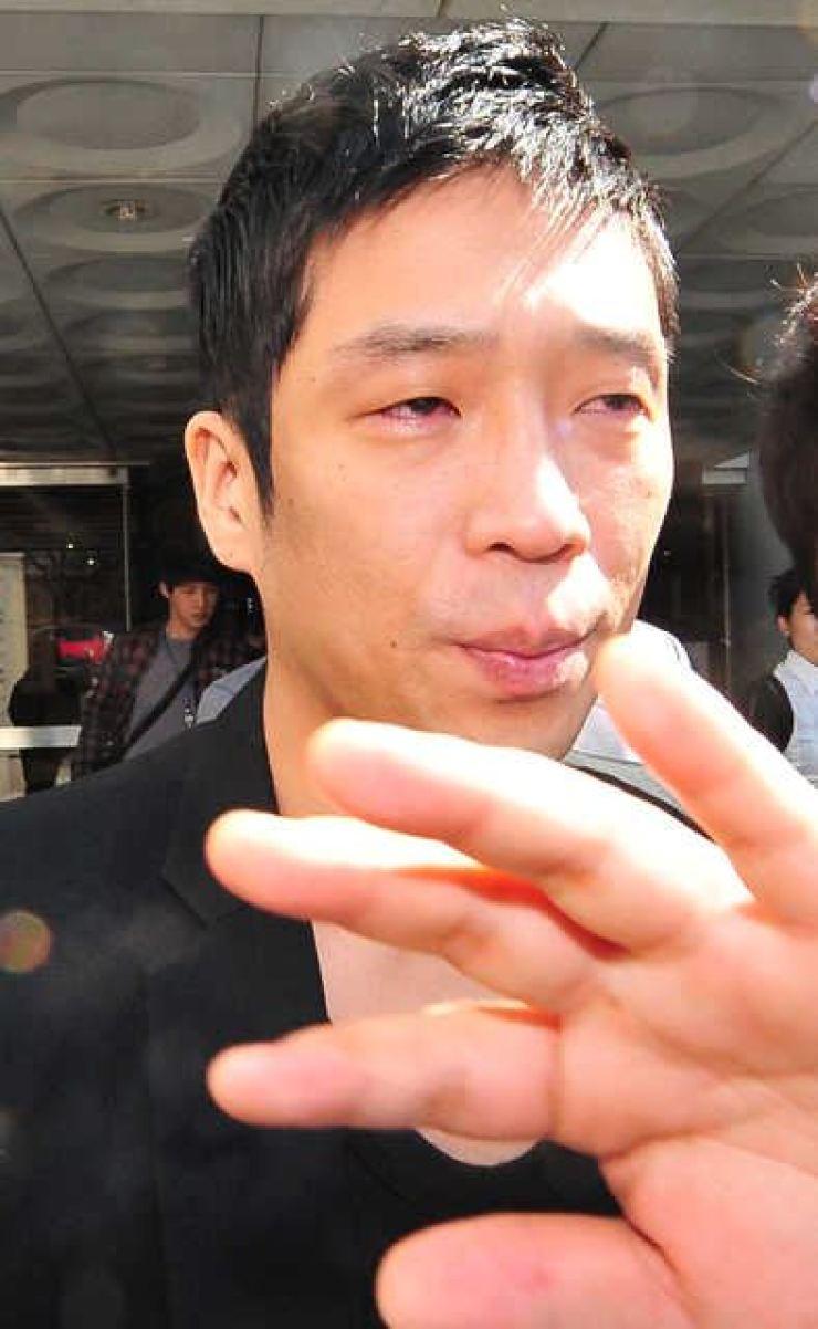Rapper MC Mong will release a studio album. Korea Times file