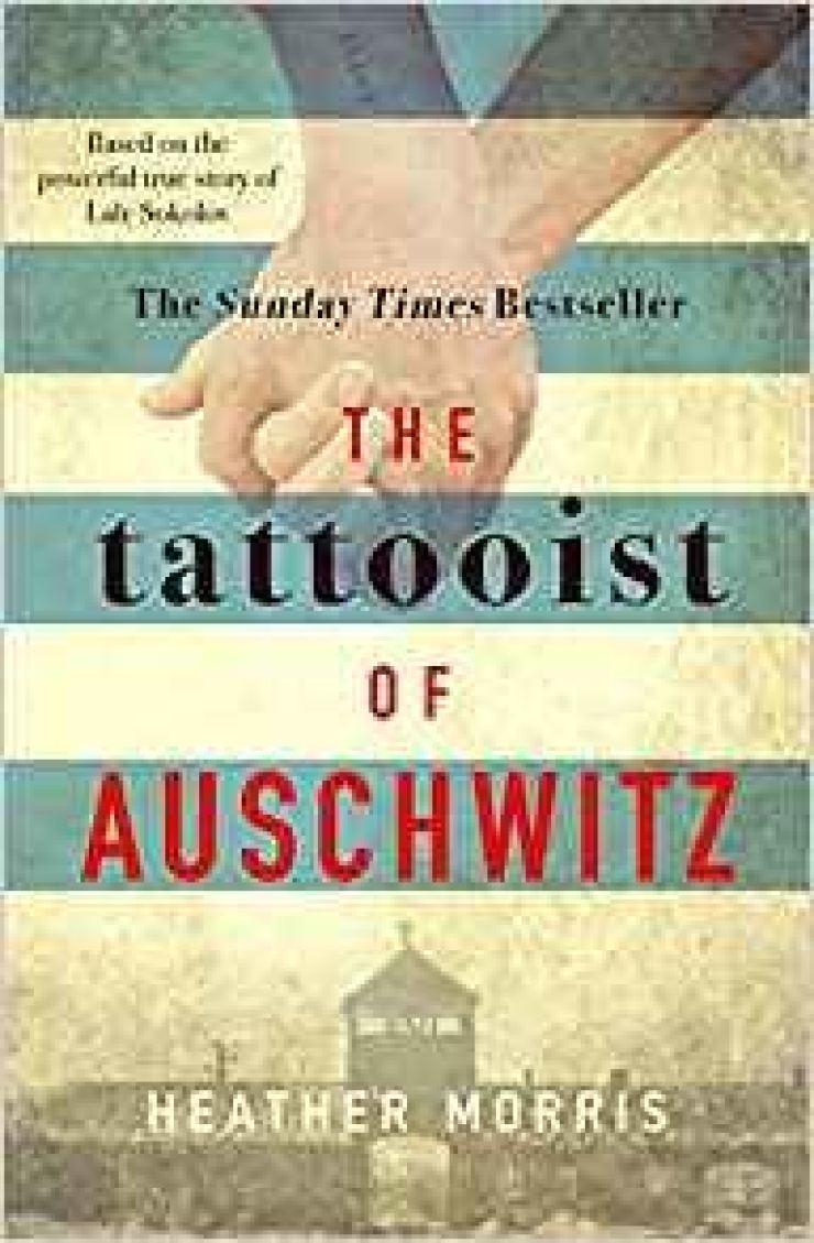 'The Tattooist of Auschwitz' by Heather Morris
