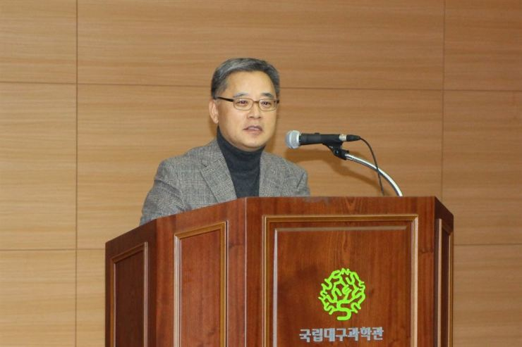 Yoo Jae-woong, Eulji University professor in the public relations and design department of Eulji University, is an expert in national image and branding. Courtesy of Yoo Jae-woong