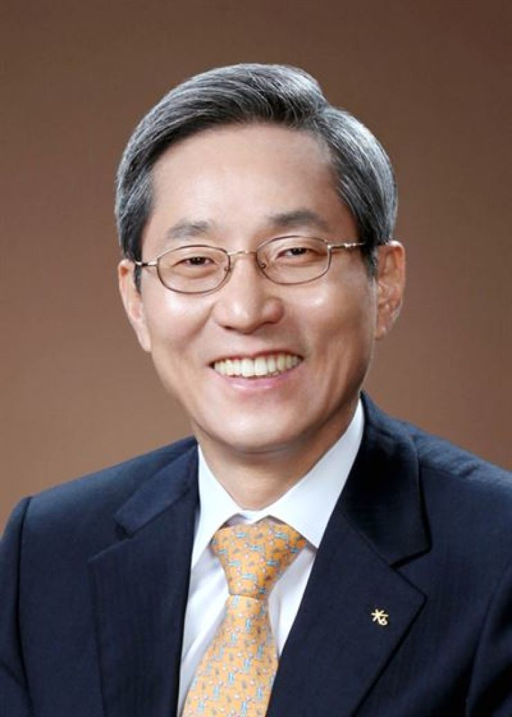 KB Financial Group Chairman Yoon Jong-kyoo