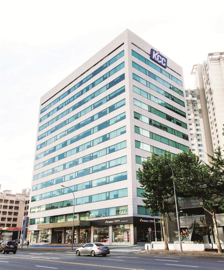 KCC headquarters in Seocho-gu, Seoul