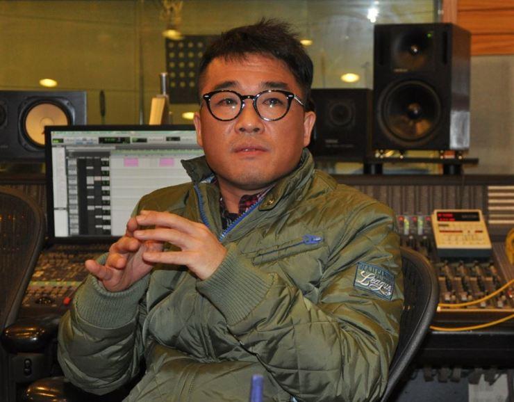 Kim Gun-mo. Korea Times file