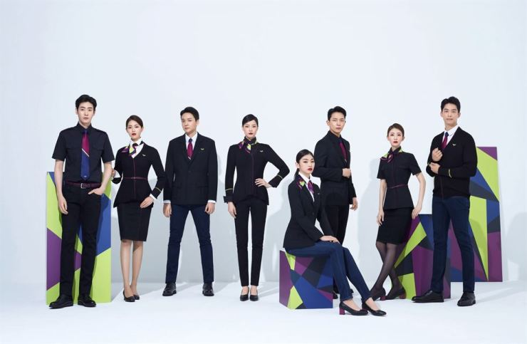 Jin Air S New Uniform