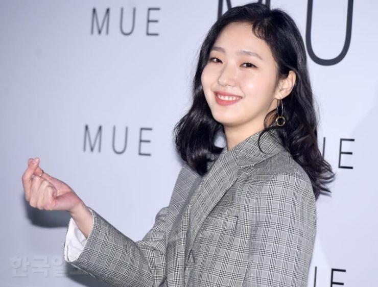 Kim Go-eun. Korea Times file