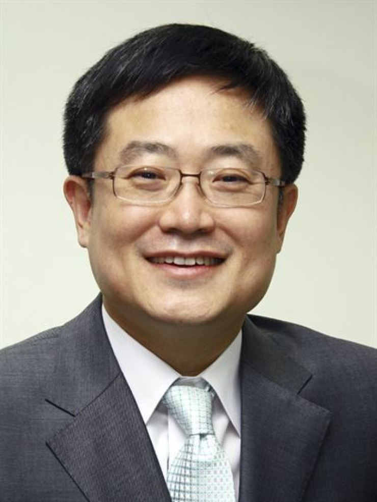 Lotte Shopping CEO Kang Hee-tae