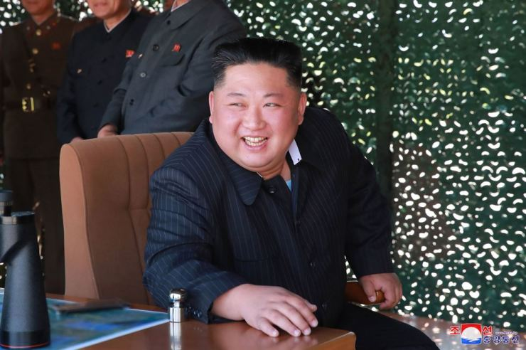 North Korea has been extremely sensitive about the international community criticizing its human rights violations and holding leader Kim Jong-un accountable. / AP-Yonhap