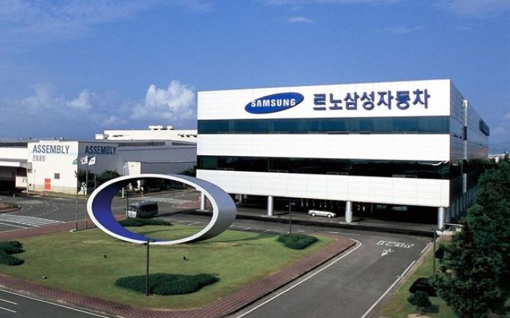 Renault Samsung plant in Busan / Courtesy of Renault Samsung Motors