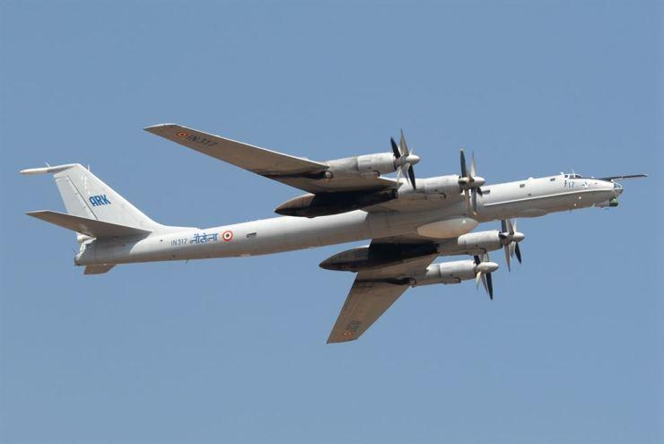 Tupolev Tu-142. Courtesy of Wikipedia