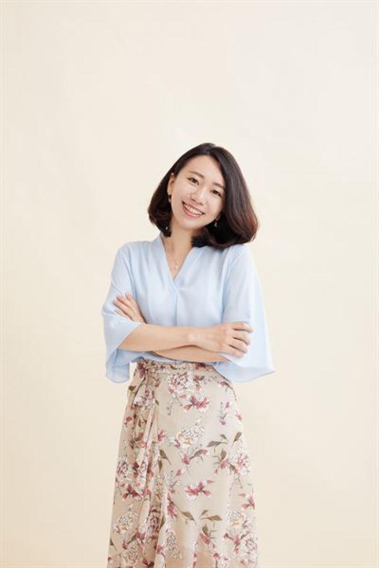 Eom Soo-won, founder and CEO of Adriel / Courtesy of Adriel