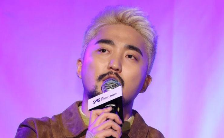 Comedian Yoo Byung-jae will leave YG. Yonhap