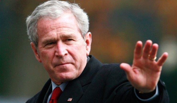 Former U.S. President George W. Bush. Reuters