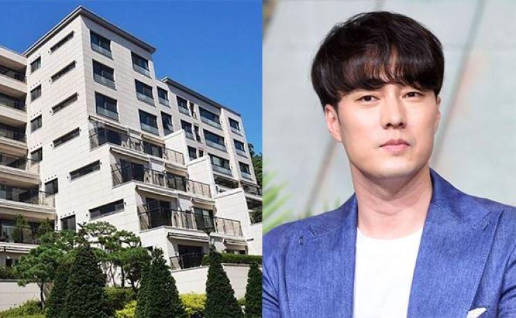 Hannam The Hill and So Ji-sub. Korea Times file