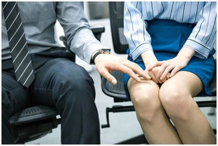 Over 700 workplace sexual assault cases were reported to a government hotline for the last one year. / gettyimagesbank