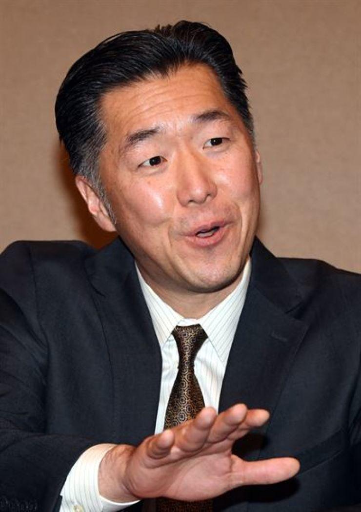 Global Peace Foundation (GPF) Chairman Moon Hyun-jin