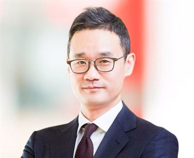 Bain & Company Seoul's new Global Director Lee Hyuk-jin