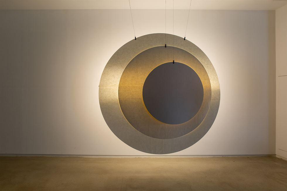 Installation view of 'Summer Bloom' / Courtesy of Platform-L Contemporary Art Center