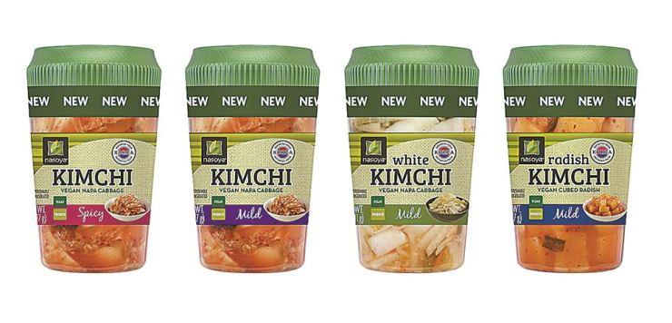 Pulmuone's kimchi products / Courtesy of Pulmuone