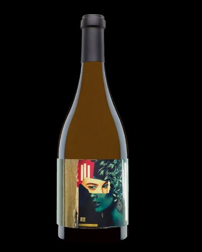 Nine wine labels from Orin Swift ― Mercury Head, Machete, 8 years in the desert, Palermo, Mannequin, Blank Stare, Papillon, Abstract, Slander ― is presented at the Orin Swift press luncheon held at J.S. Garden Black, Tuesday. / Courtesy of Wine Review