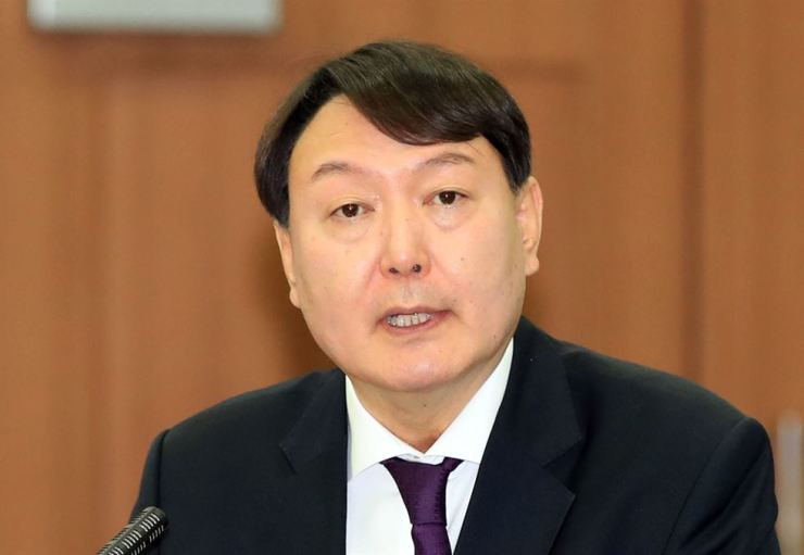 Yoon Seok-youl. Korea Times file