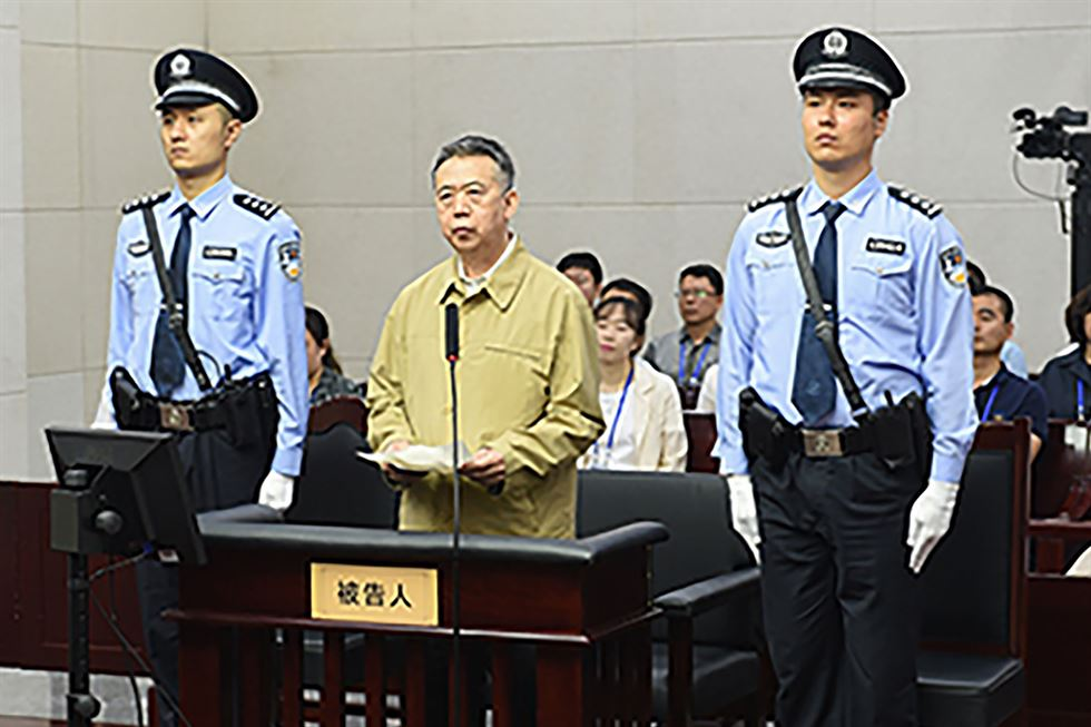 Qiao Jianjun was arrested by Swedish police a year ago following a request from Beijing. Photo from the South China Morning Post